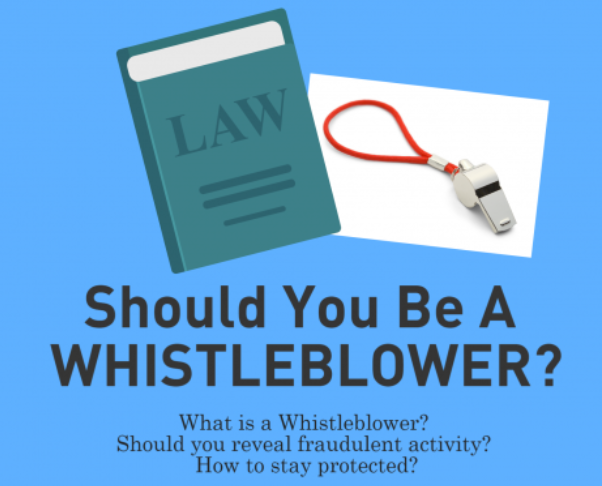Should You Be a Whistleblower?  How our Atlanta Attorneys Can Help Keep You Protected.