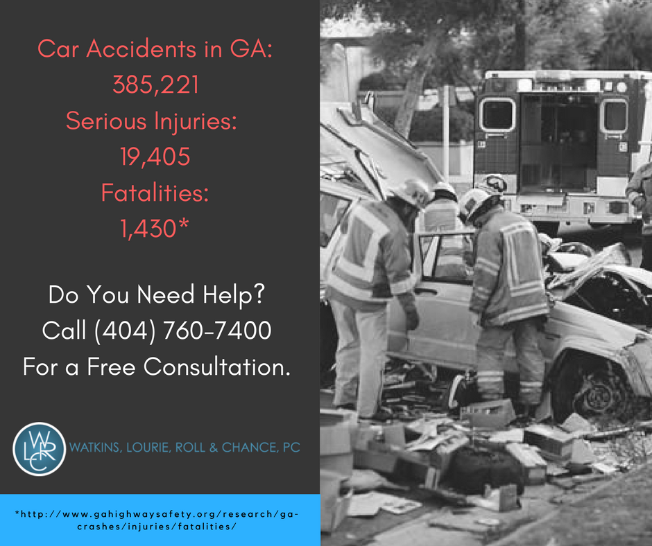Car Accident Lawyers | Atlanta Car Wreck Attorney