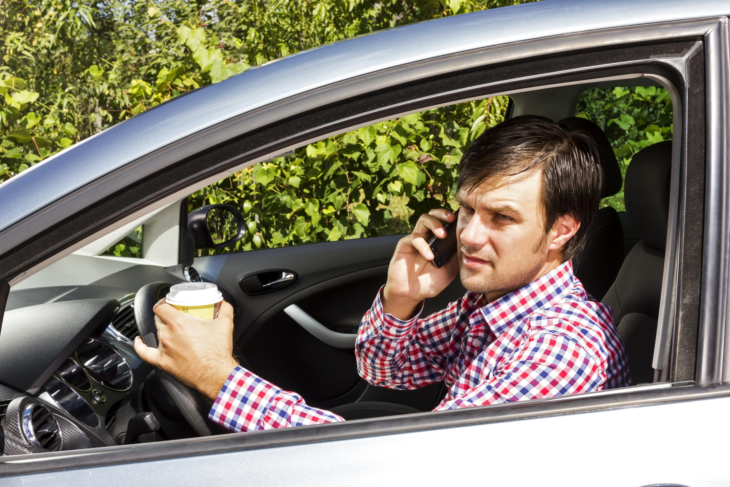 Coffee and Distracted Driving | Atlanta Personal Injury Lawyer