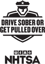 NHTSA Drive Sober or Get Pulled Over 2017